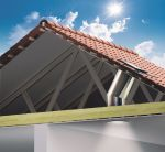 Sun tunnel, Profiled roofing, Flexible