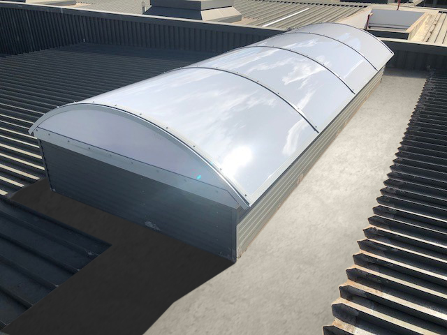 Barrelvault Skylight in Canberra ACT