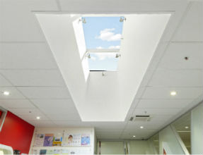 Fixed Custom Large Skylight