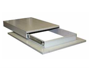 Sliding Roof Access Hatch