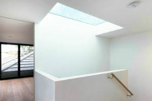 Large Fixed Glass Skylight in Bronte NSW