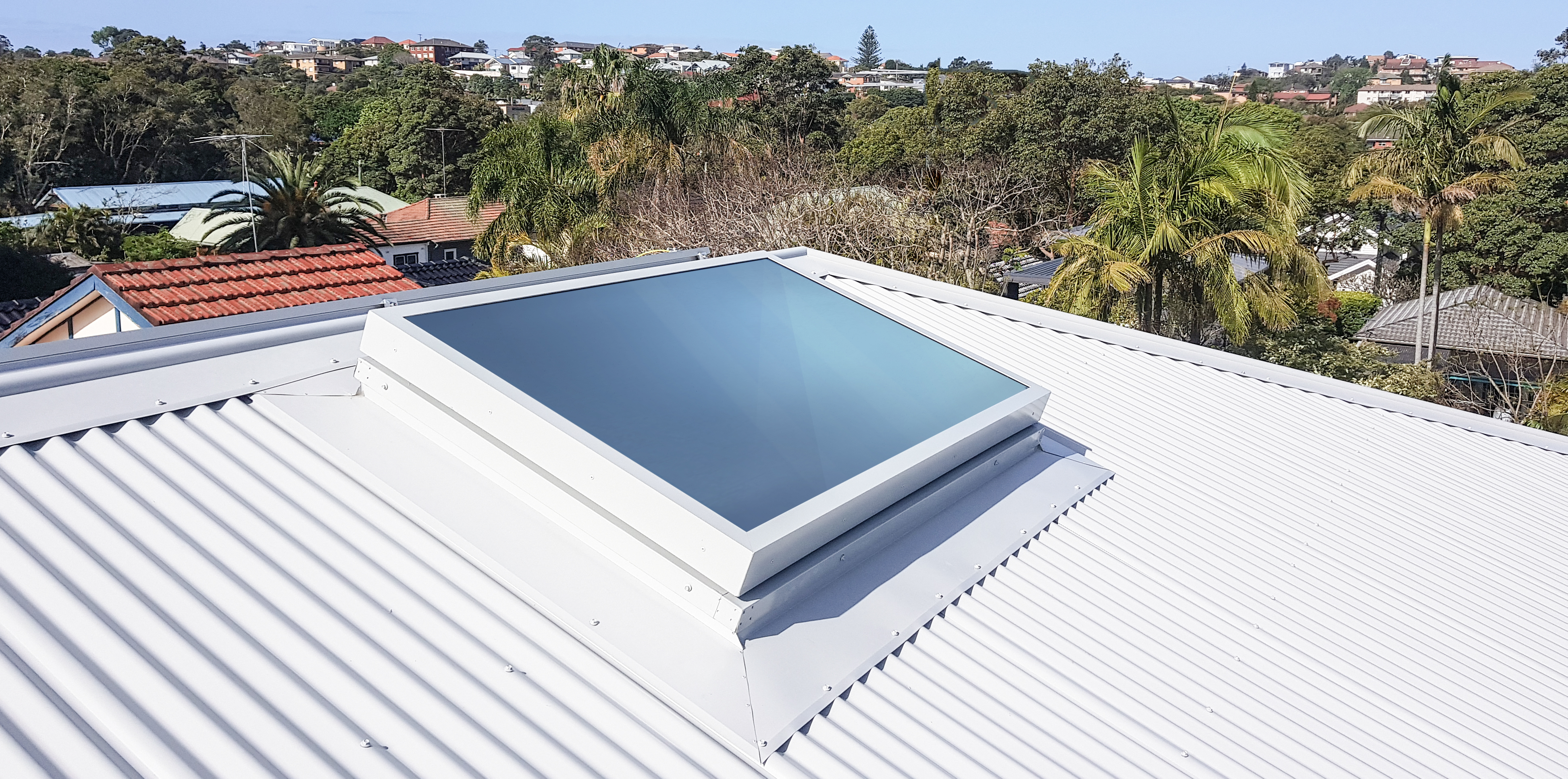 Glass Skylight XL 2.1