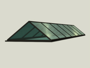 Glass Roof and Overhead Glazing